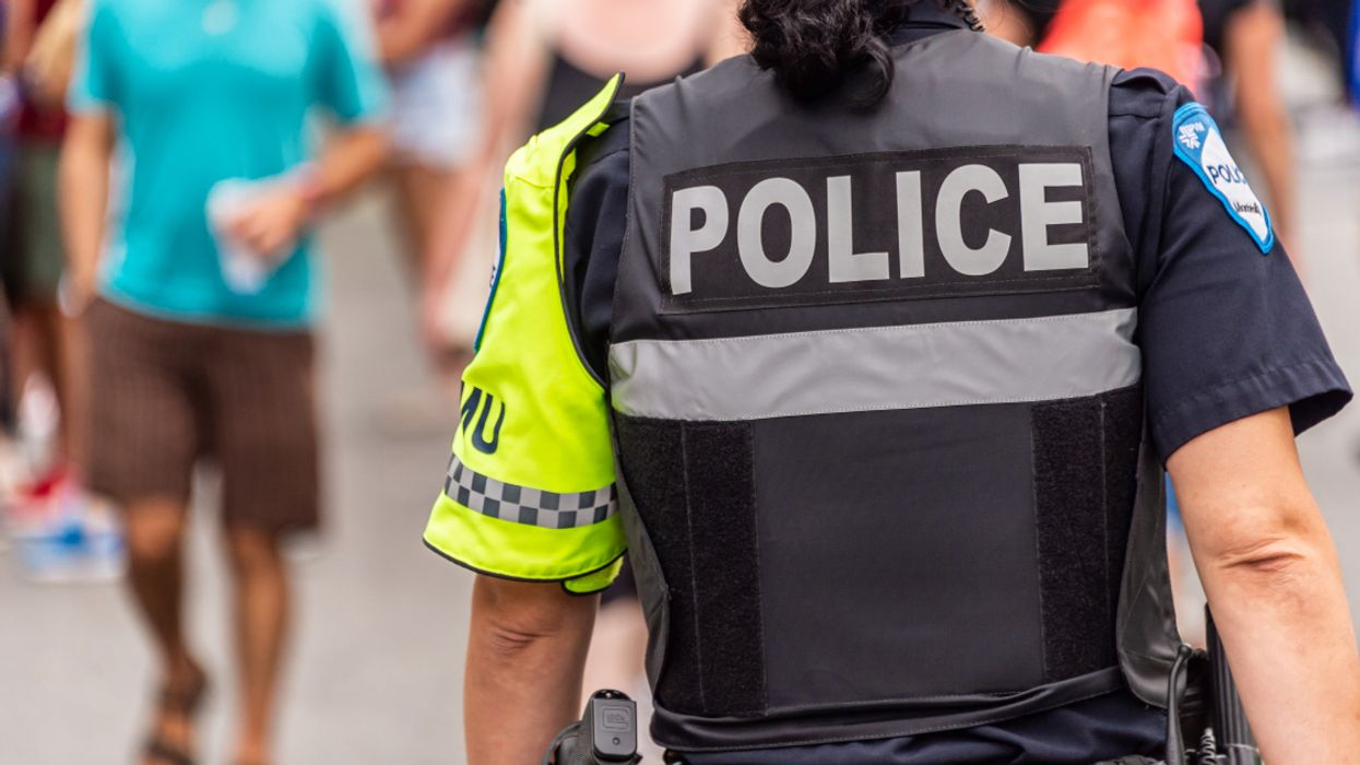 Montreal Police Officers Should Use Body Cameras By 2021, Ensemble Montréal Says