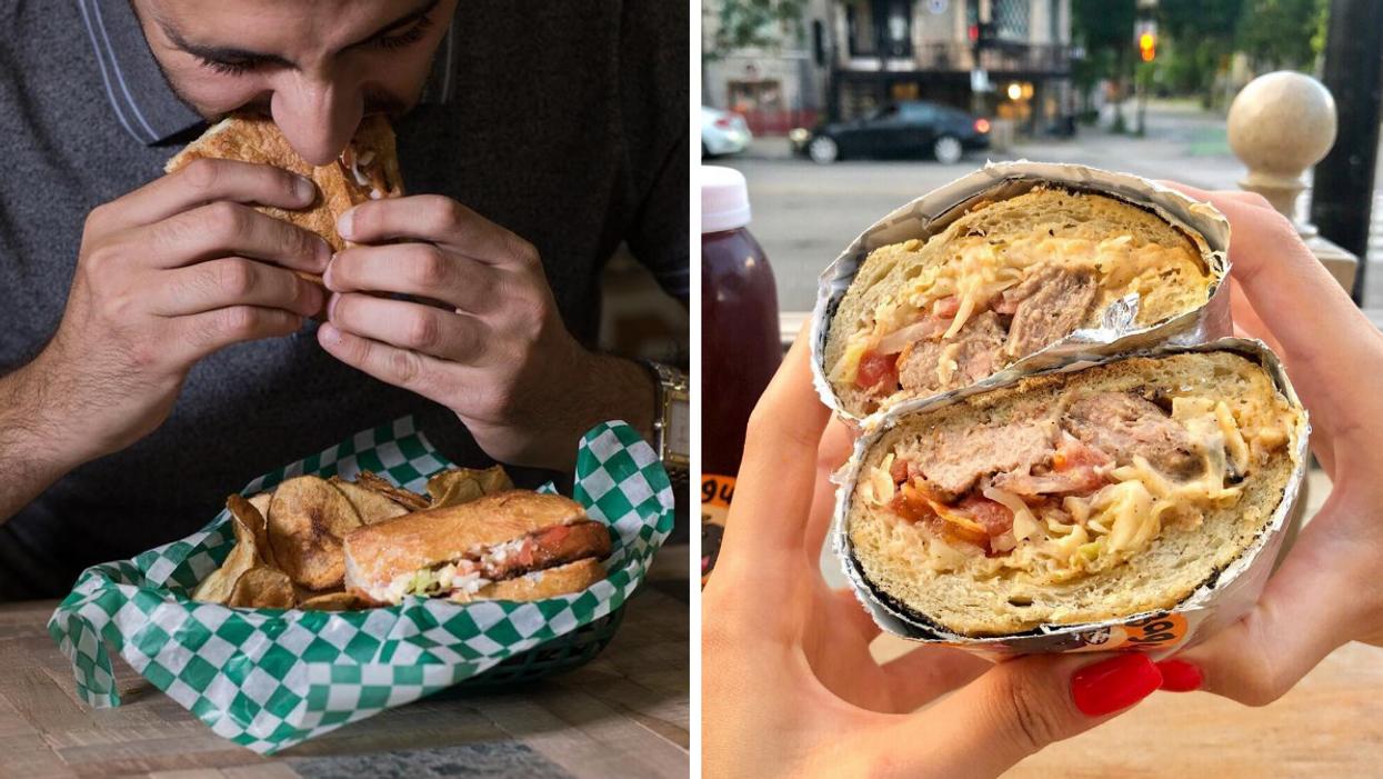 Montreal's African Sandwich Spot 'Baguette Brochette' Is Expanding