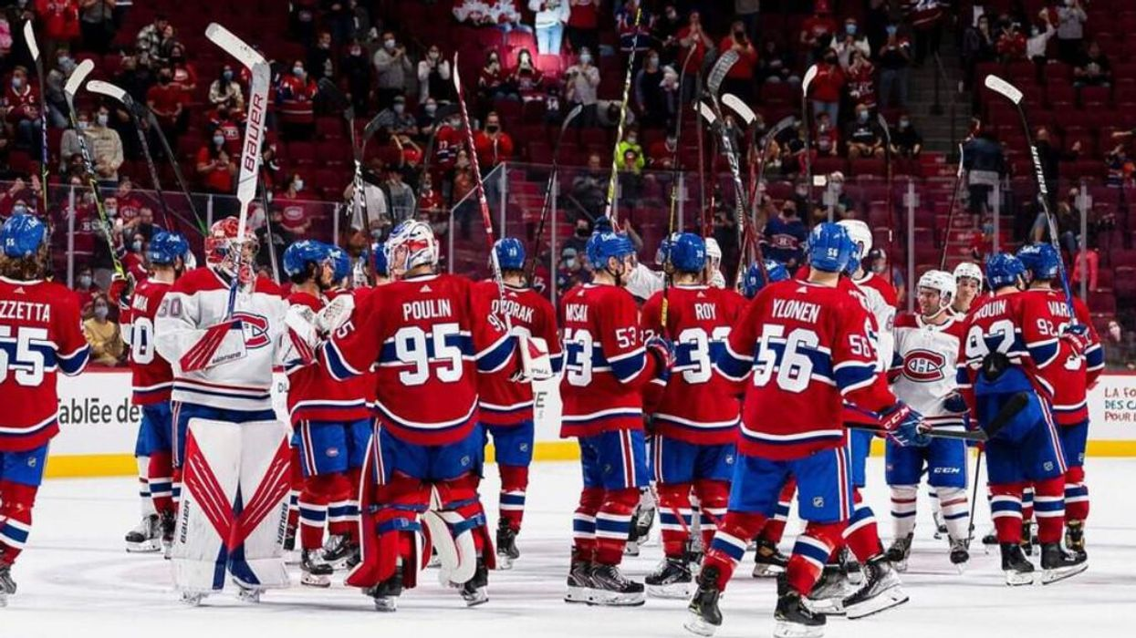 Montreal's Bell Centre Can Have A Full House With Vaccine Passports For The Habs Season