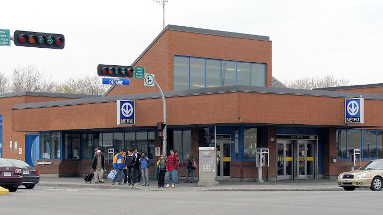 Montreal's Côte-Vertu Metro Station Is Closing For 3 Months