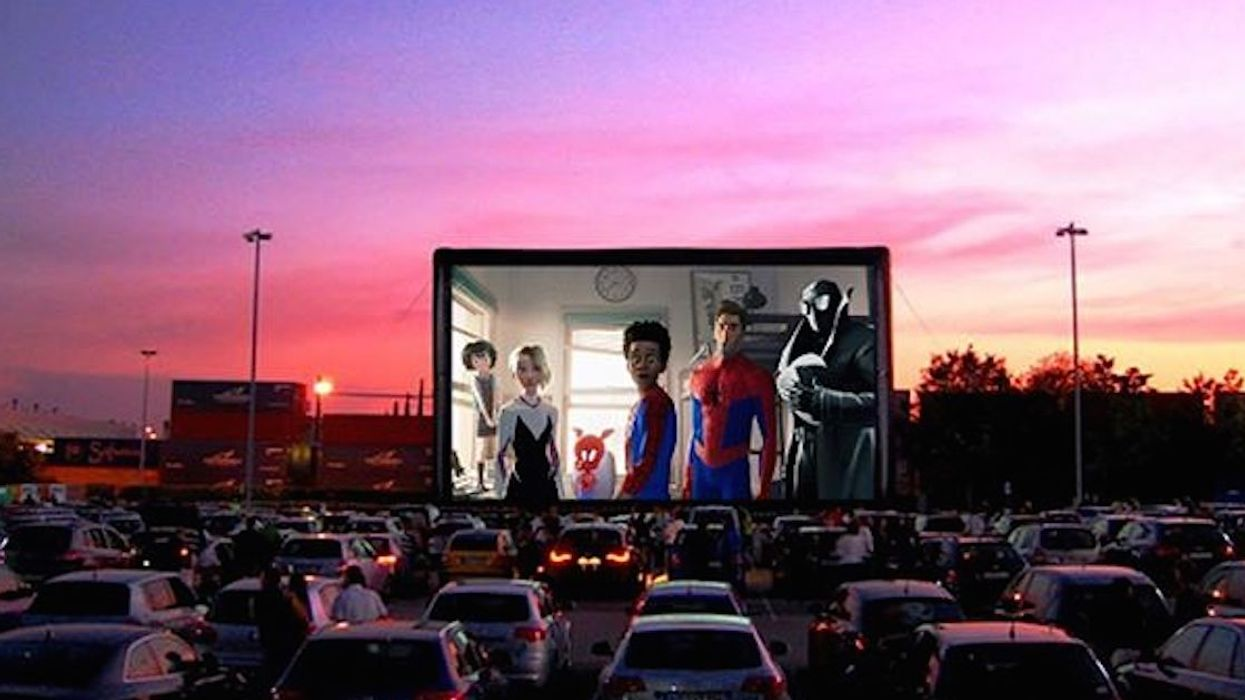 Montreal's Giant New Drive-In Has Revealed Its First Movies & Concessions Options