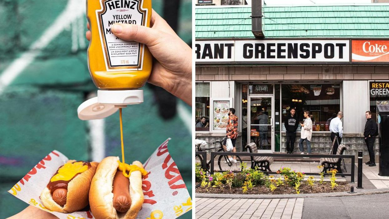 Montreal's Greenspot Diner Is Selling Hot Dogs For 74 Cents All Weekend