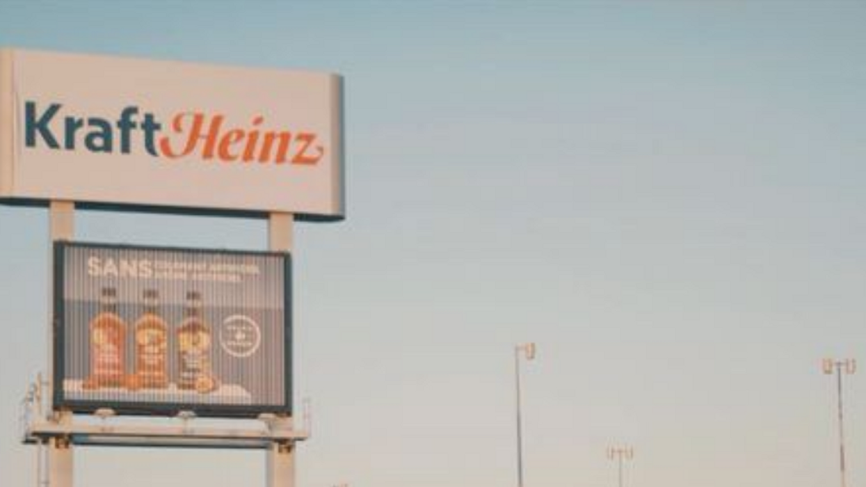 Montreal's Kraft Heinz Plant Is Hiring 30 Night Workers & It Pays $22.21/Hour + Benefits