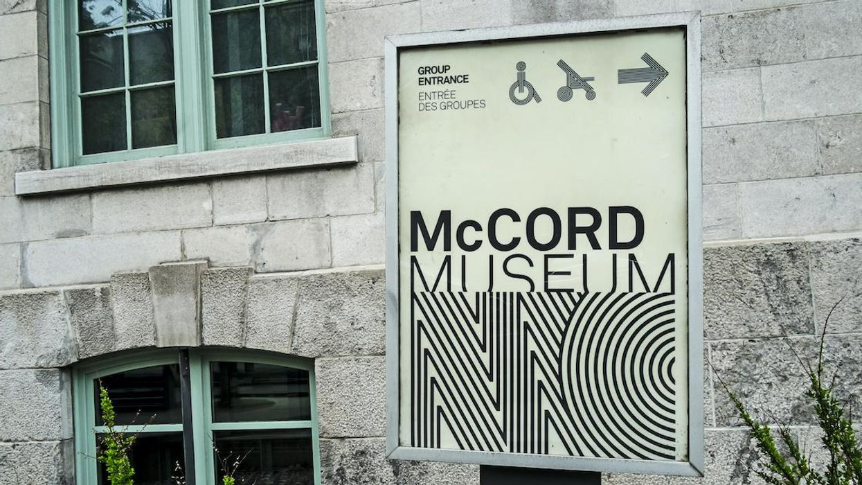 Montreal's McCord Museum Will Be Free To Visit For 100 Days