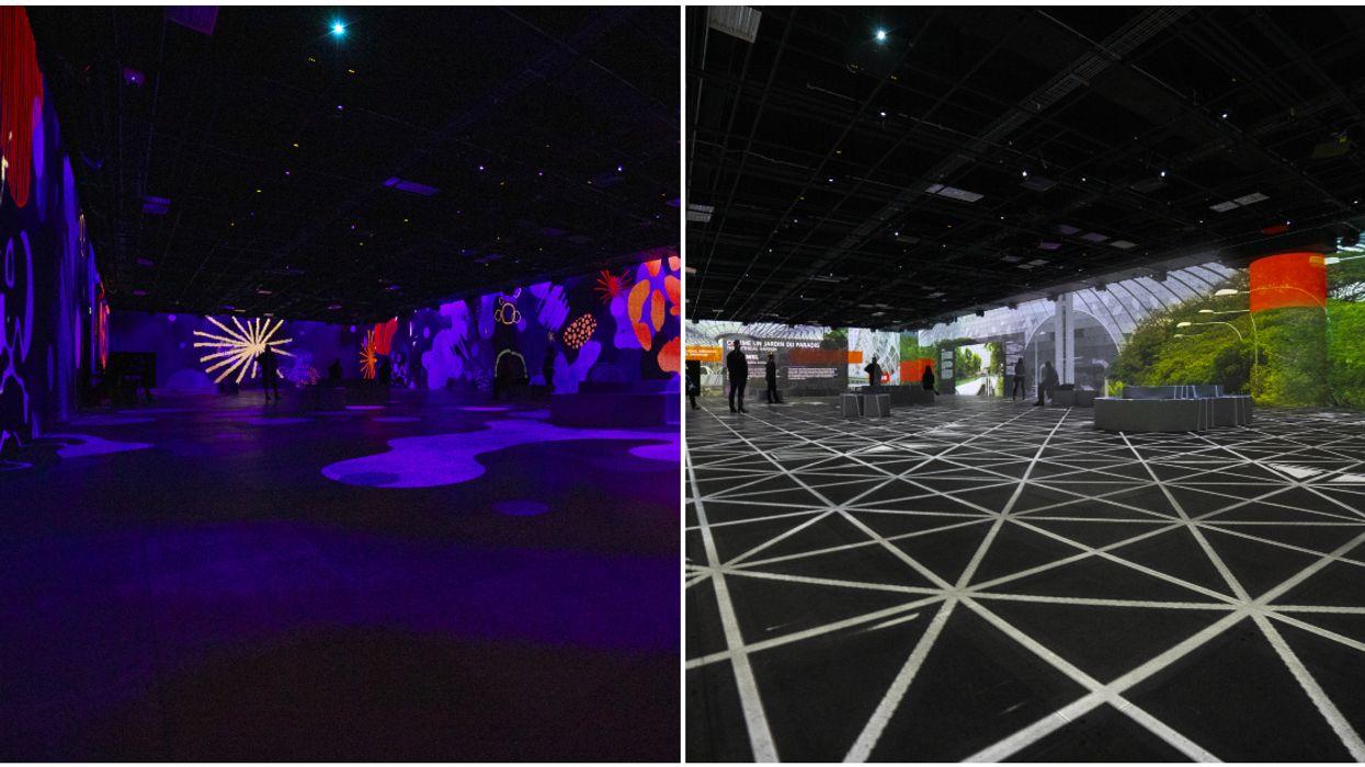 Montreal's Palais des Congrès Is Getting A Huge New Immersive Exhibit (VIDEO)