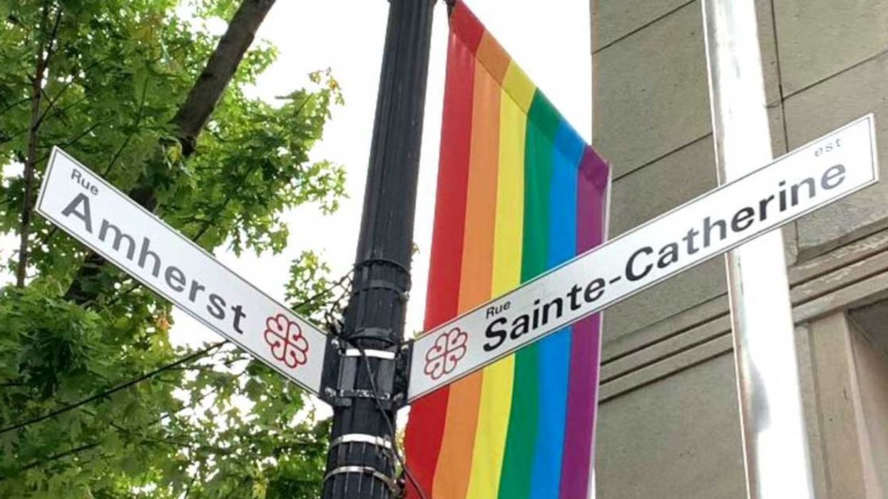Montreal's Rue Amherst Gets New Name But Ave. Christophe-Colomb Is Still A Thing