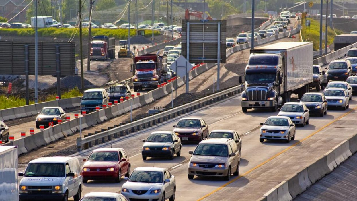 Montreal Traffic Could Enter Another Level Of Hell This Weekend With Lots Of Road Closures