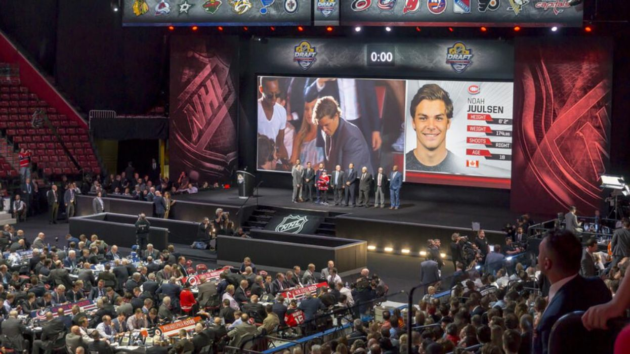 Montreal Will Officially Host The 2022 NHL Draft At The Bell Centre