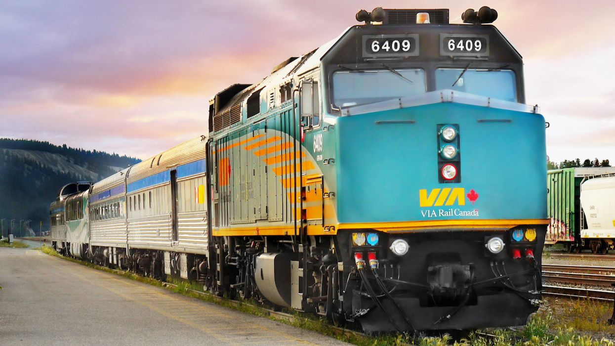 New Canada High-Frequency Rail Would Connect Toronto & Quebec City
