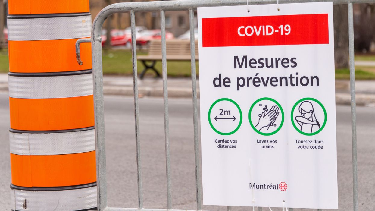 Officials Have Updated Montreal's COVID-19 Case Count By Borough – October 19