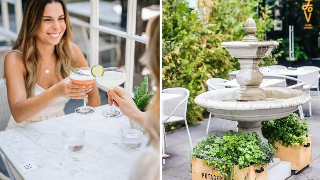 Only 1 Quebec Restaurant Made It To OpenTable's '100 Best Restaurants For Outdoor Dining'