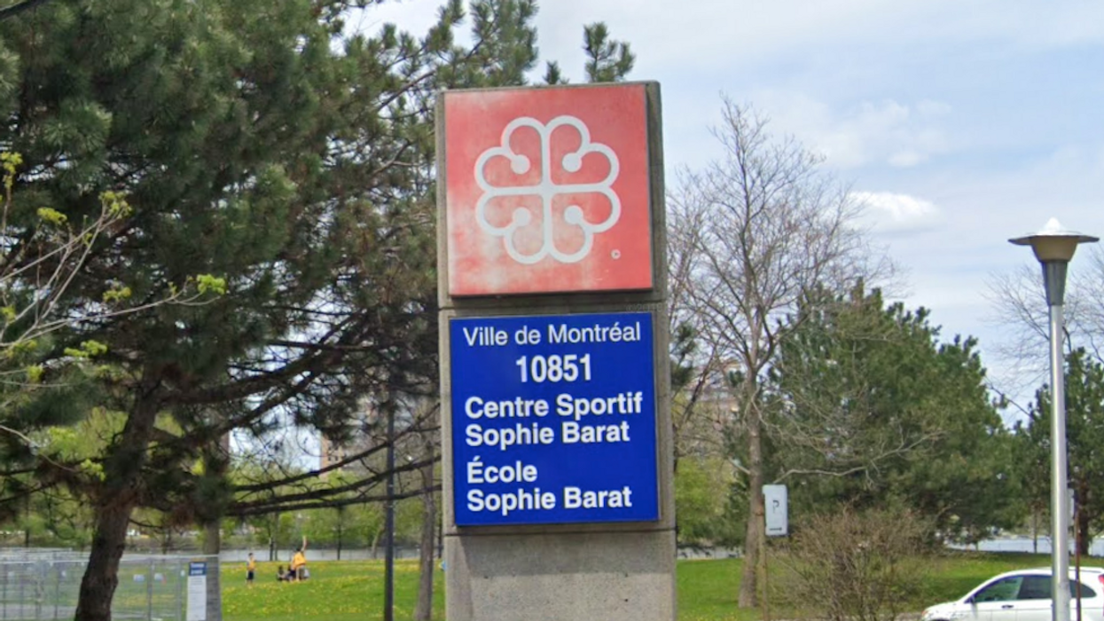Part Of A Montreal High School Is Closing Off Because It's Too 'Dangerous'