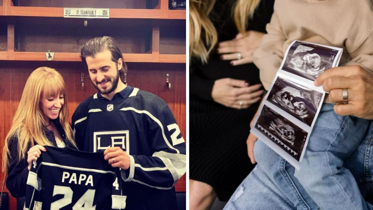 Phillip Danault And His Wife Just Made A Precious Baby Announcement (PHOTOS)