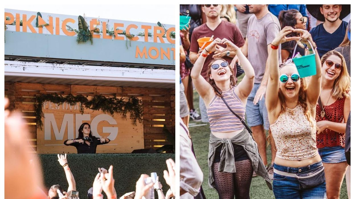 Piknic Électronik's August Lineup Is Here & It Looks Amazing