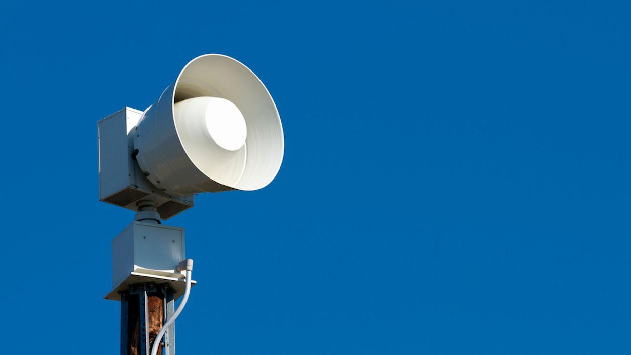 Public siren