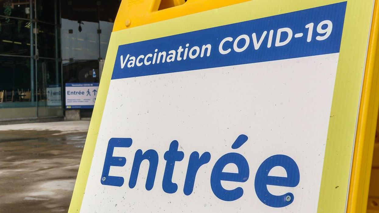 Quebec Nurses Who Aren't Fully Vaccinated Will Get Their Right To Practice Suspended