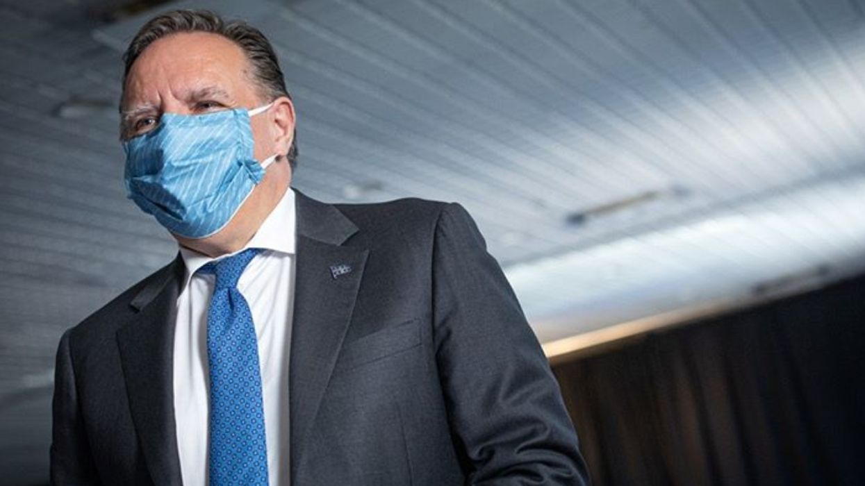 Quebec Says It's One Of The Places Where The Pandemic Is Currently 'Best Controlled'