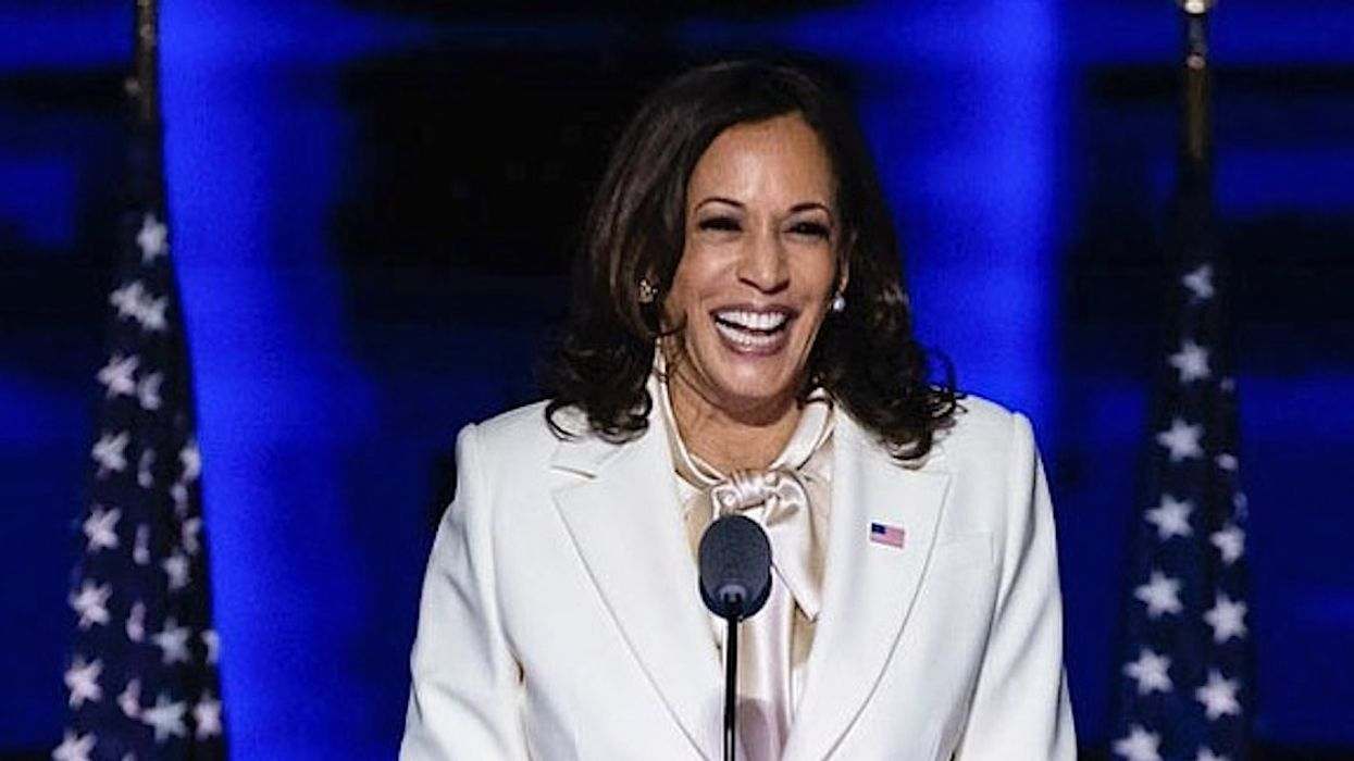 Students At Kamala Harris' High School Shared A Touching Message For The New VP (VIDEO)