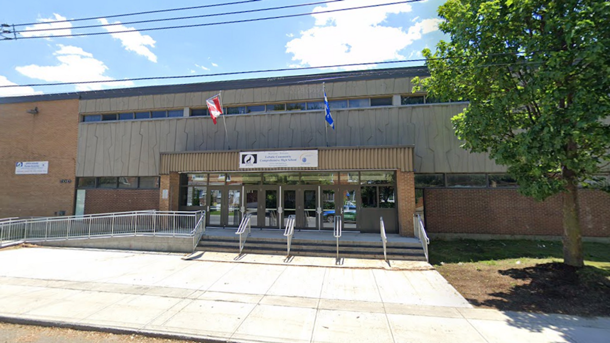 Students At Montreal's LaSalle Community Comprehensive High School Have Planned A Walkout