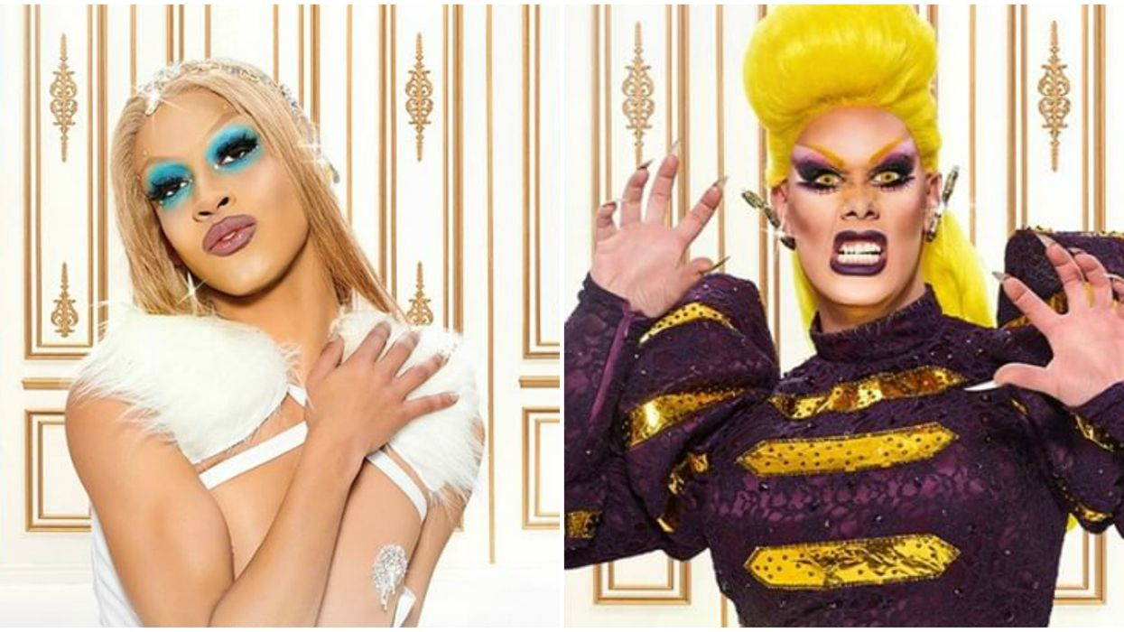 The Canada's Drag Race Season 1 Queens Have Been Revealed & 2 Are From Montreal (VIDEO)