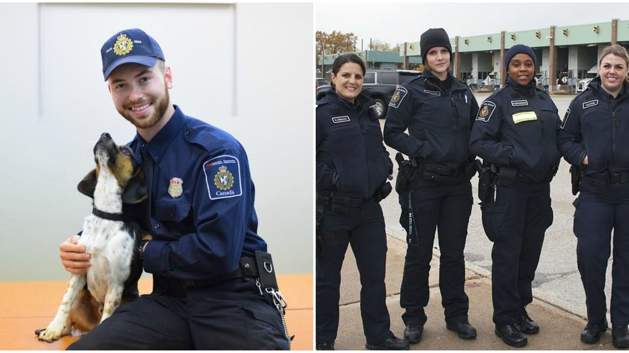 The Canadian Border Services Agency Is Hiring In Quebec & Officers Can Make Up To $82,000