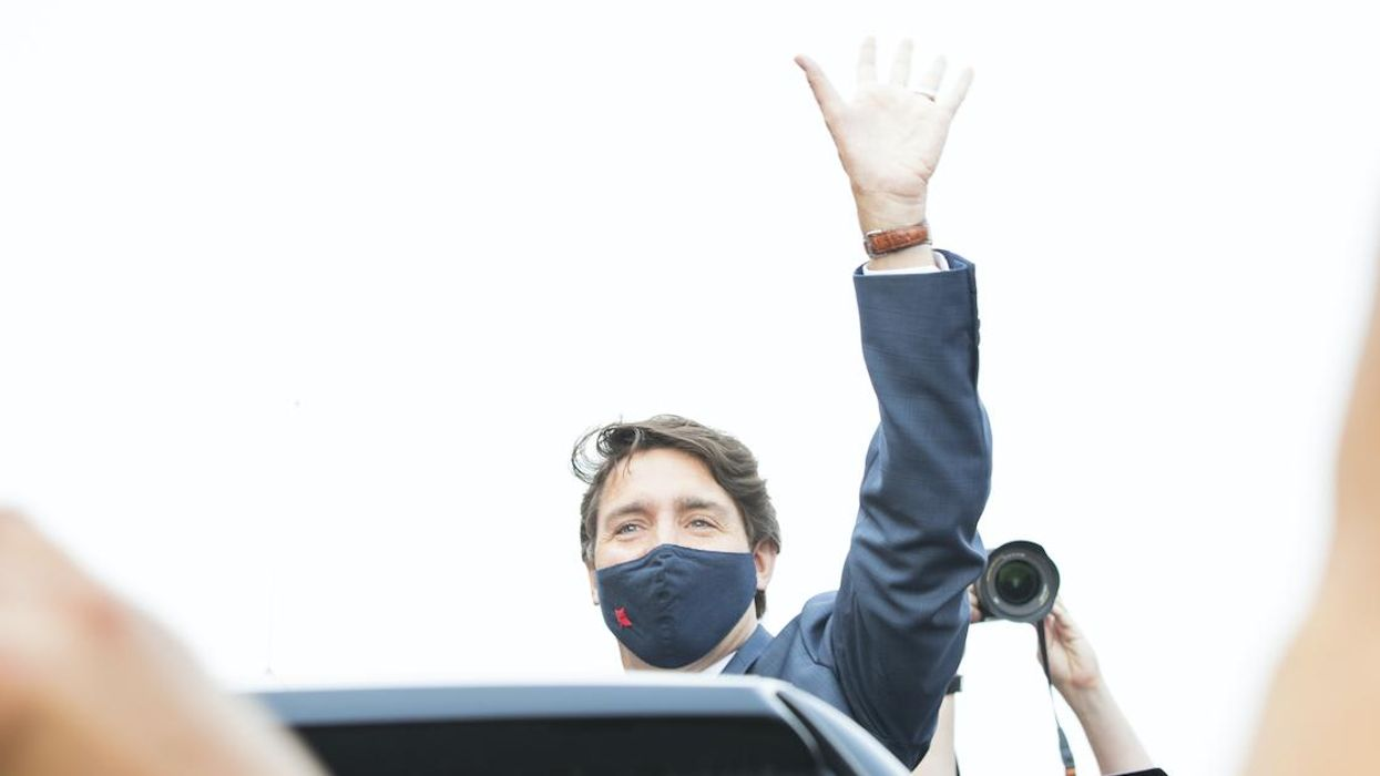 The CBC Projects A Liberal Government In Canada's Election