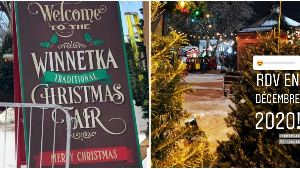 The Home Alone Reboot Transformed Vieux Longueuil Into A Christmas Market
