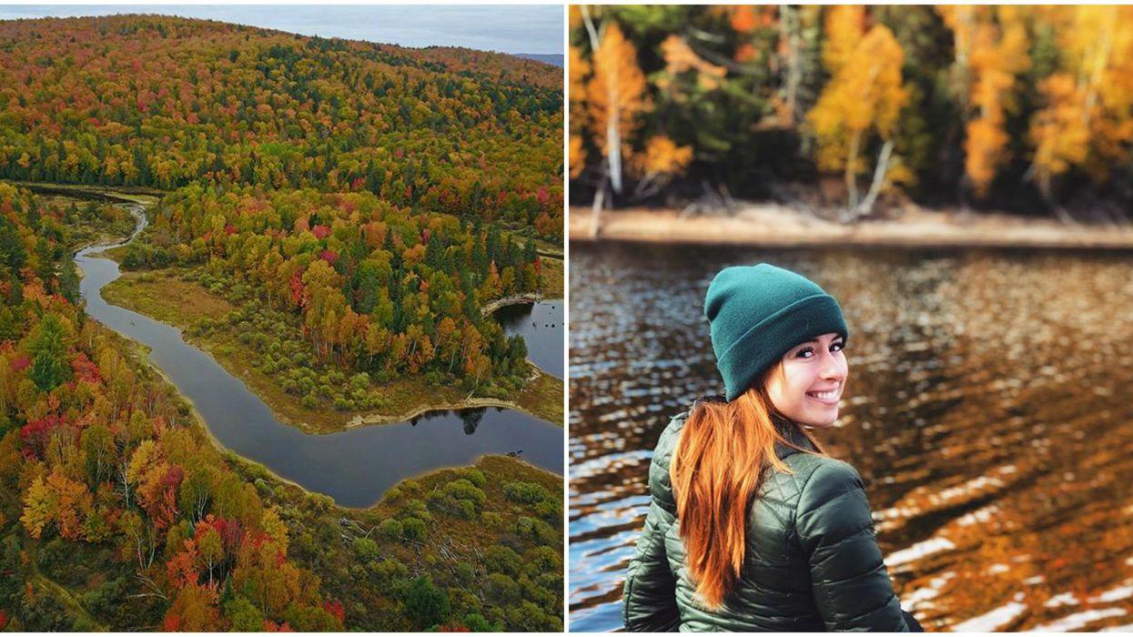 The Kiamika Regional Park Has The Most Stunning Fall Foliage & Summer Sunsets