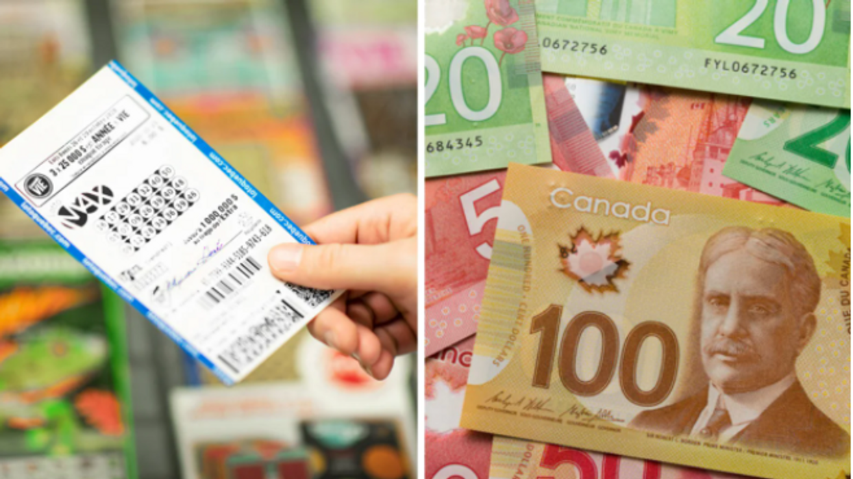 The Lotto Max Jackpot Is The Highest It Can Be & You Could Become A Multimillionaire