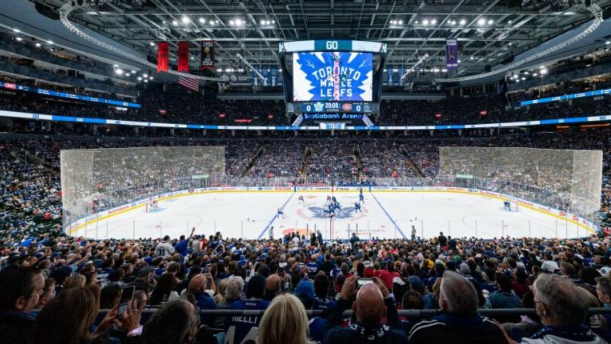 The Montreal Canadiens Played A Full-Capacity Game & It Looked Almost Normal (PHOTOS)
