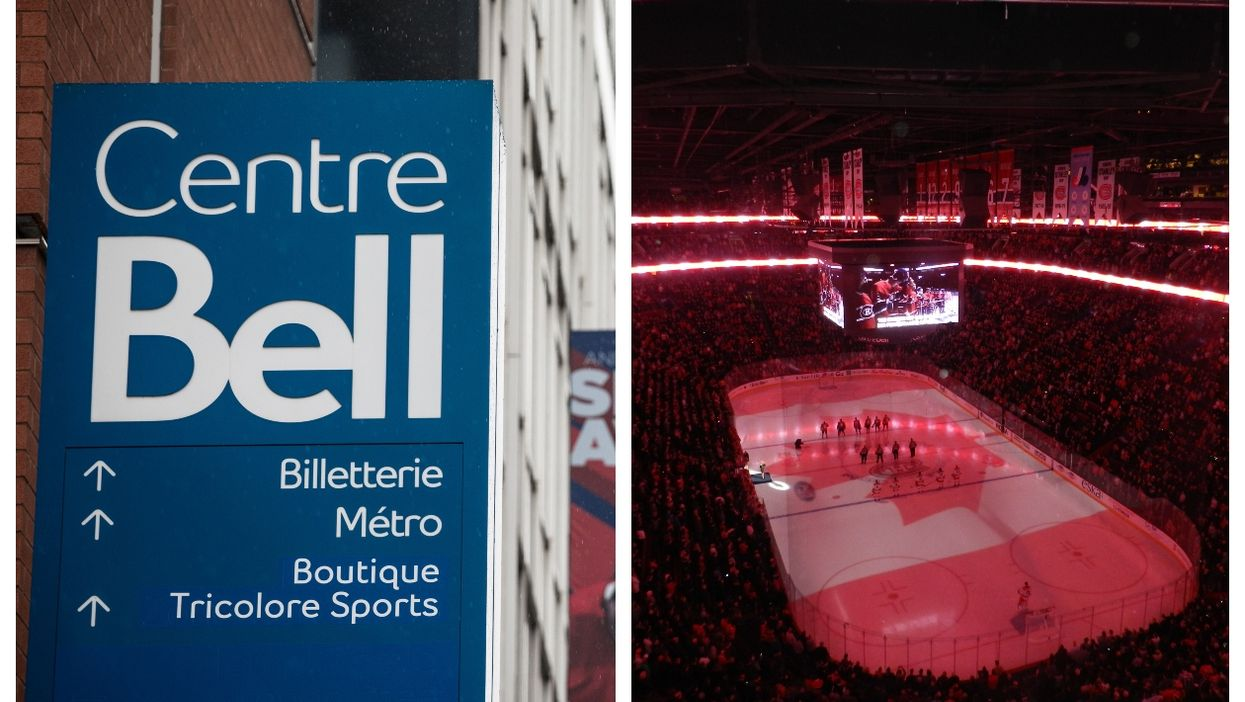 The Montreal Canadiens Want More Fans At The Bell Centre