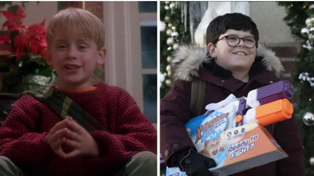 The New Home Alone Movie Shot In Montreal Just Dropped Its Trailer (VIDEO)