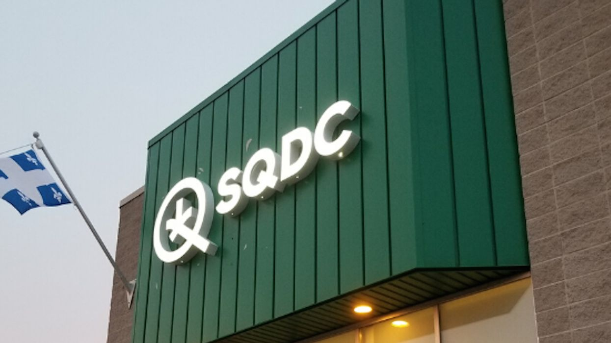 The SQDC Is Launching Same-Day Weed Delivery Right To Your Door This Summer