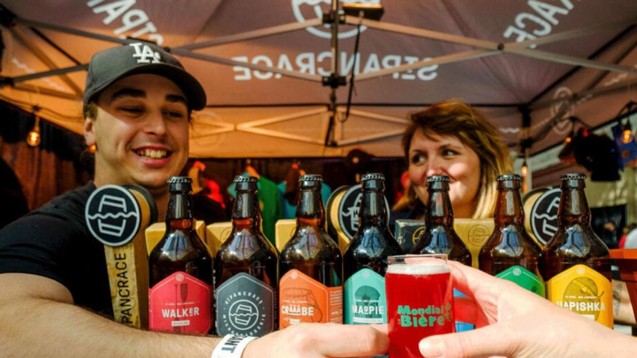 The World Beer Festival Is Back In Montreal This Weekend & You Can Try 125 Different Beers