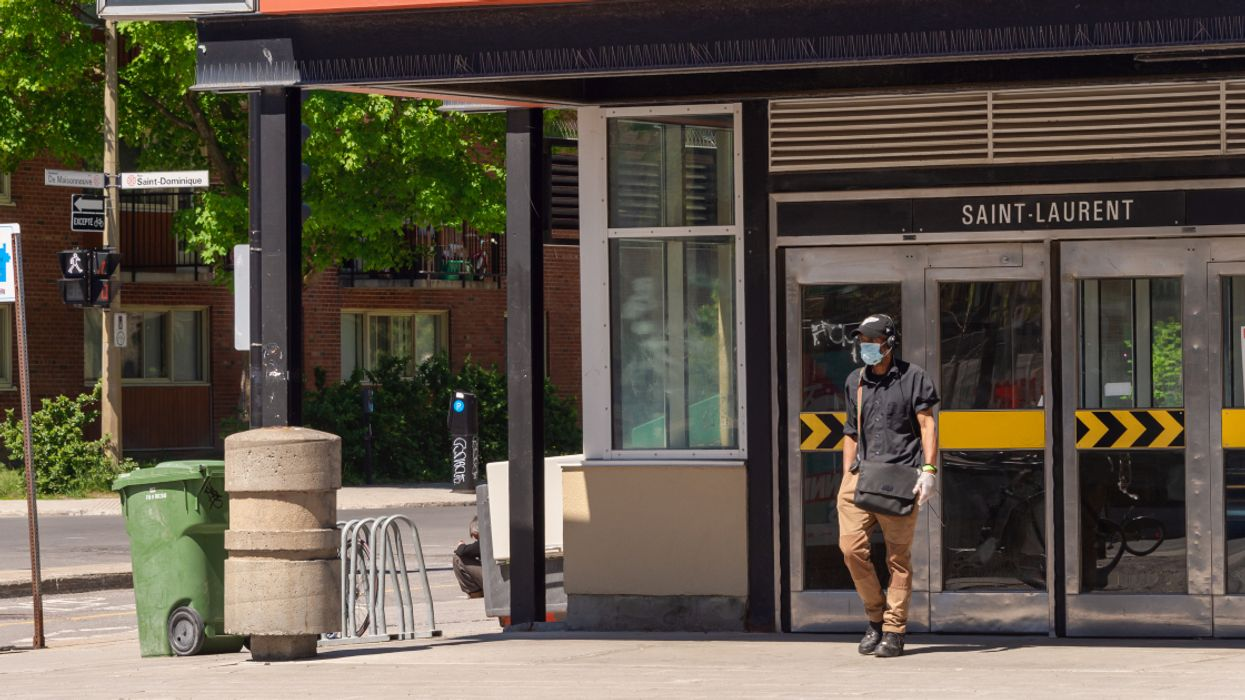 There's Finally A Movement To Make All Of Montreal's Wretched Metro Entrance Doors Automatic