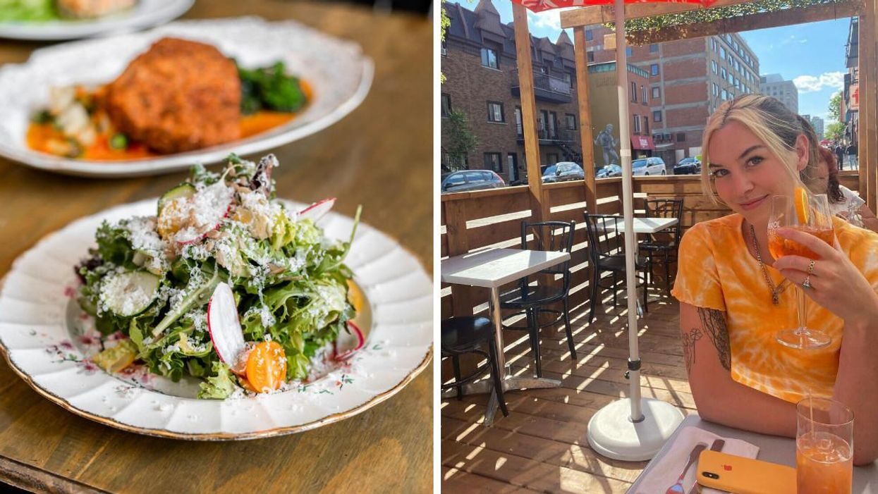 This Montreal Restaurant Serves All Kinds Of Bites & Drinks For Only $6 During Happy Hour