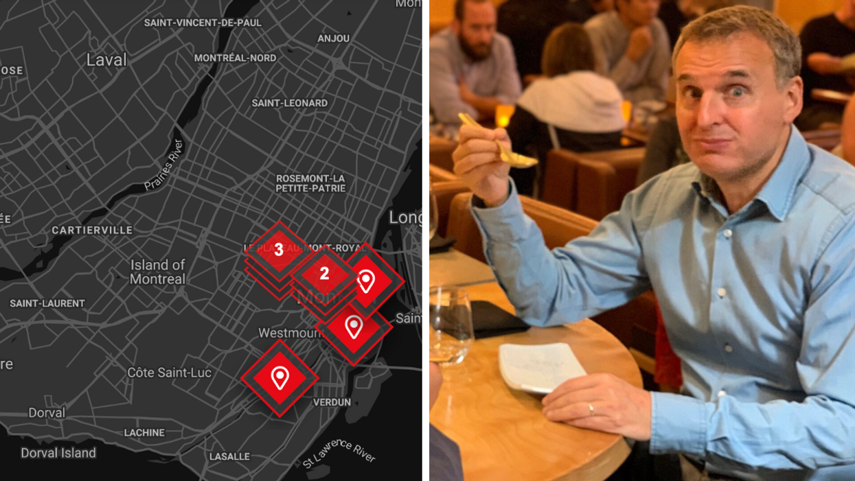 This New Netflix Map Reveals Quebec Locations Where Shows & Movies Were Filmed