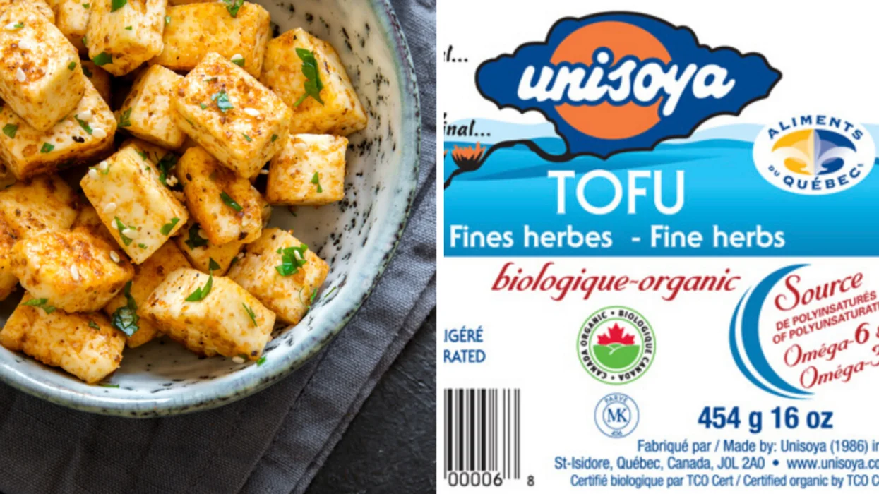 This Quebec Tofu Has Been Recalled Because It Could Make You Very Sick Or Even Kill You