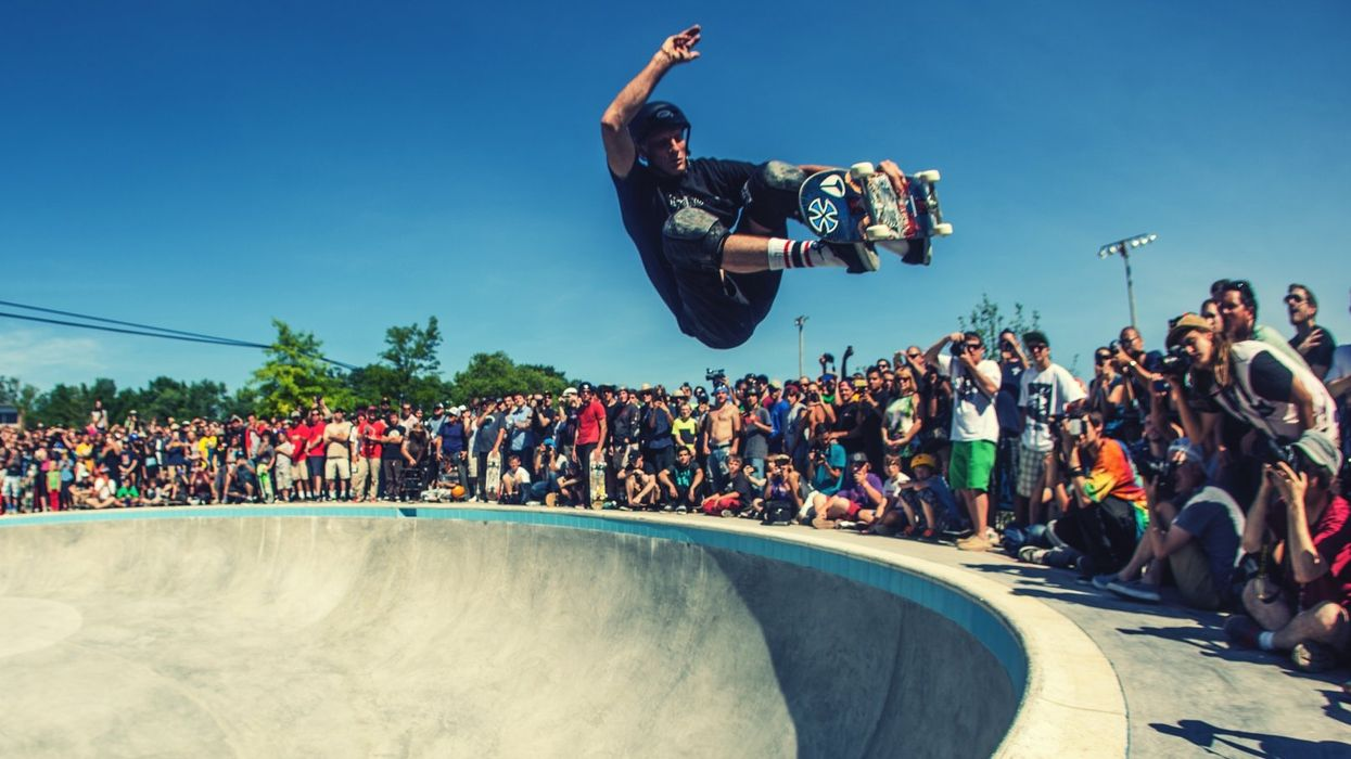 Tony Hawk Is Coming To Montreal This Summer To Host The Vans Park Series Pro Tour