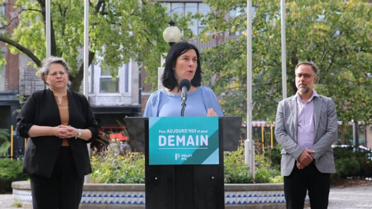Valérie Plante Has Big Plans For Downtown Montreal If Reelected