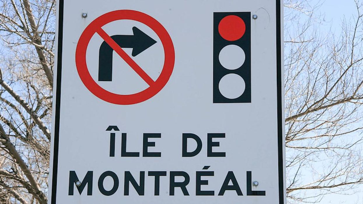 Why Montreal Island Has No Right Turn On Red