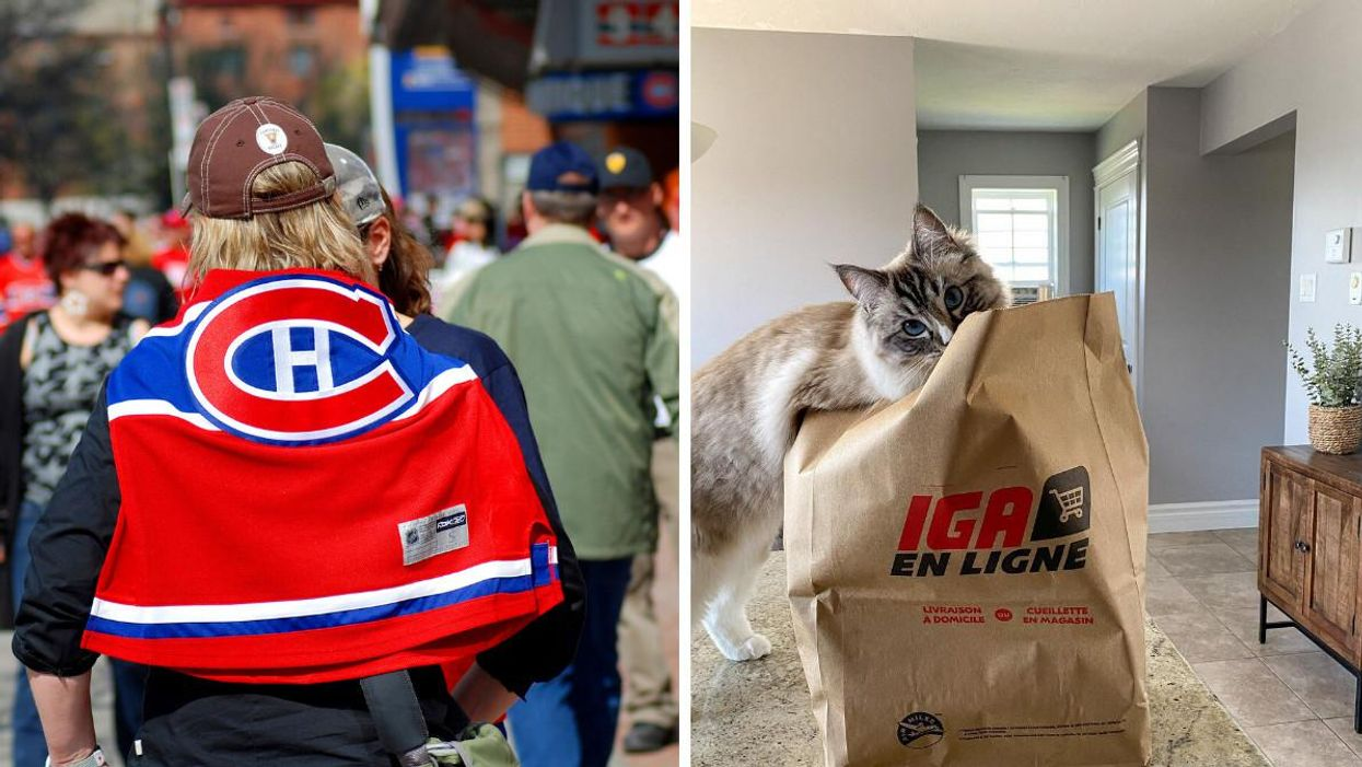 You Can Win A Trip To Florida To Watch The Montreal Canadiens Just By Shopping At IGA