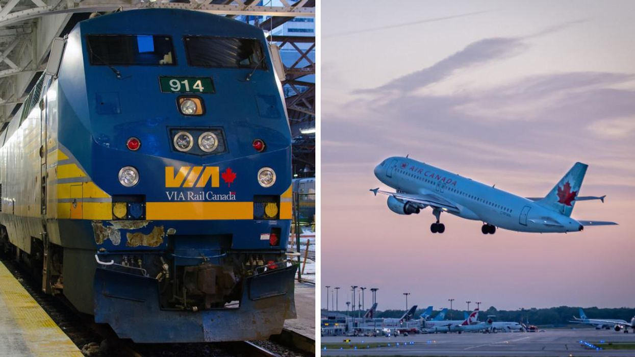You'll Soon Need To Be Fully Vaccinated To Travel By VIA Rail & Plane In Canada